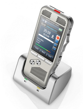 Diktafon Philips Pocket Memo Voice Recorder DPM-8000