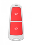 HIKVISION DS-PD1-EB-WS2 WIRELESS SOS BUTTON